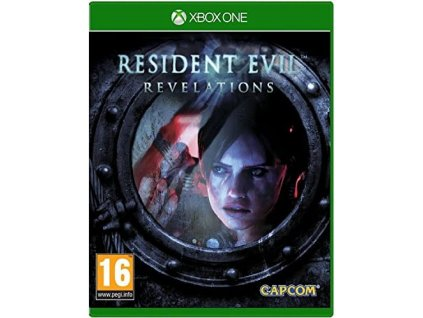 Resident Evil Revelations HD xbox one
