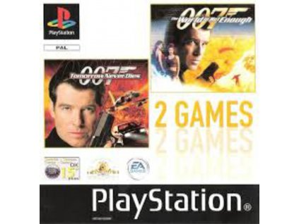 ps1 tomorrow never dies the world is not enough