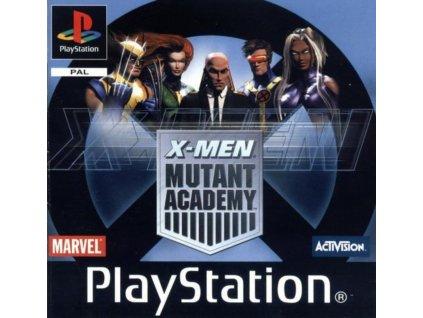 PS1 X Men Mutant Academy