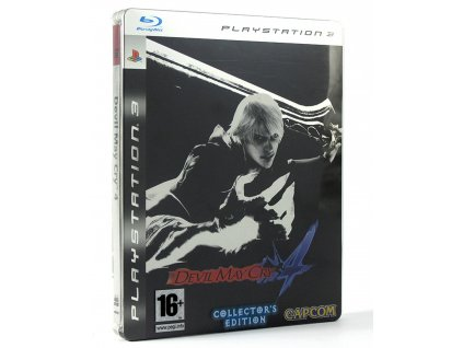 PS3 Devil May Cry 4 Steelbook