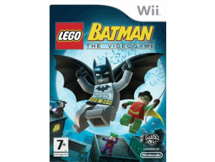 Wii LEGO Batman: The Videogame