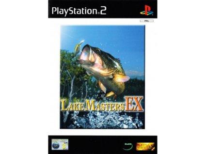 PS2 Lake masters ex