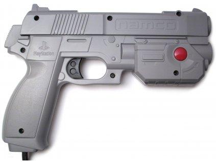 PS1 PSX Pistole Namco GunCon (NPC 103)