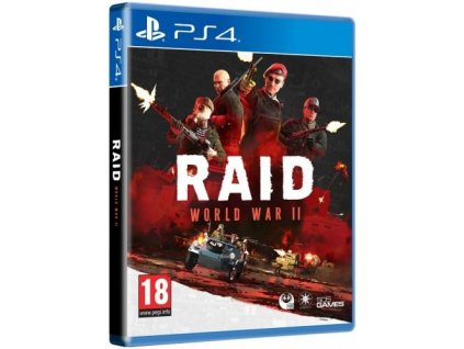 PS4 Raid: World War 2