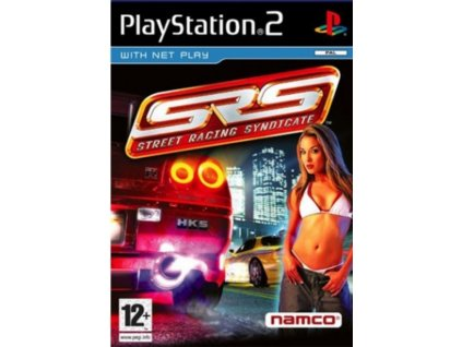ps2 street racing syndicate