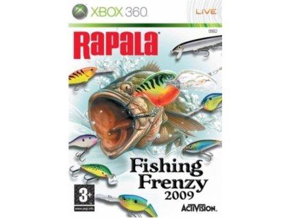 Rapala's Fishing Frenzy (Xbox 360)
