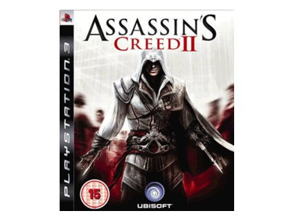 PS3 Assassin's Creed II PLATINUM