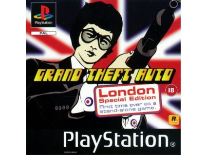 Grand theft auto london special edition