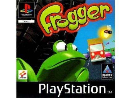 PS1 Frogger