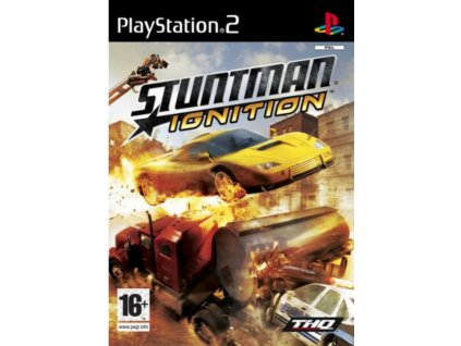 PS2 Stuntman ignition