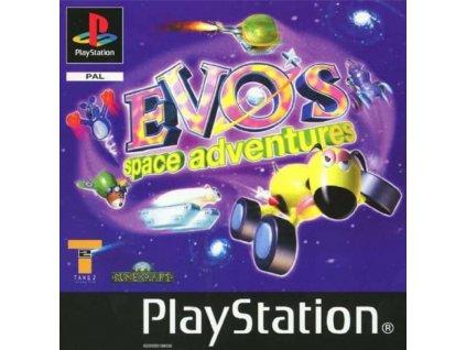 Evo's Space Adventure