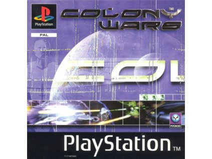 PS1 Colony Wars
