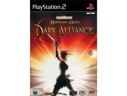 PS2 Baldur's Gate Dark Alliance