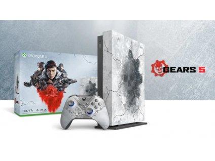 Microsoft Xbox One X Limited Edition Gears 5