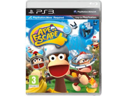 PS3 Ape Escape