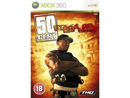 XBOX 360 50 Cent Blood on the Sands