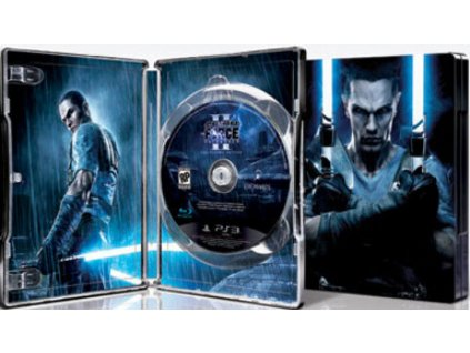 PS3 Star Wars The Force Unleashed 2 steelbook