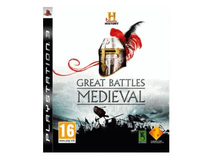 PS3 HISTORY: Great Battles Medieval