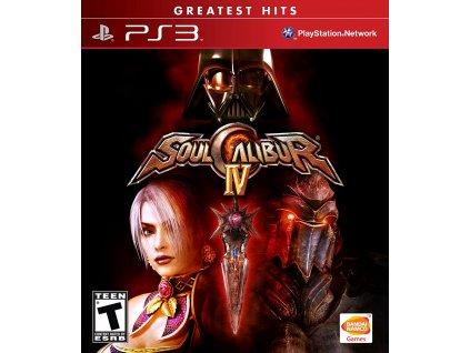 PS3 Soul Calibur IV