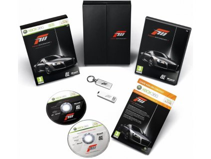 Forza Motorsport 3 Limited Edition (Xbox 360)