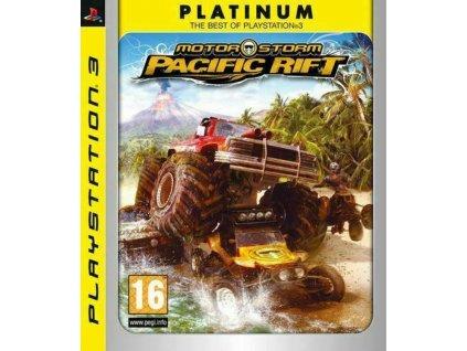 PS3 Motorstorm Pacific Rift PLATINUM
