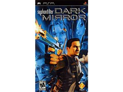 PSP Syphon Filter Dark Mirror
