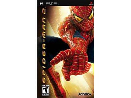 PSP spiderman 2
