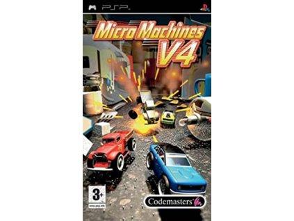 PSP micro machines v4