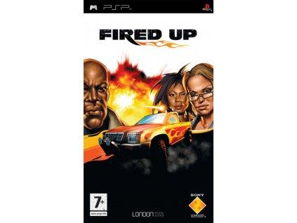 PSP fired up