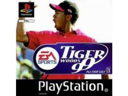 PS1 Tiger Woods 99 PGA Tour Golf