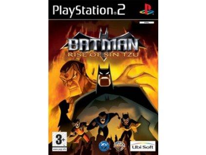 ps2 batman rise of sin tzu