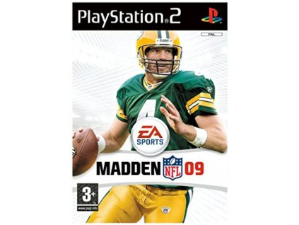 PS2 Madden NFL 09