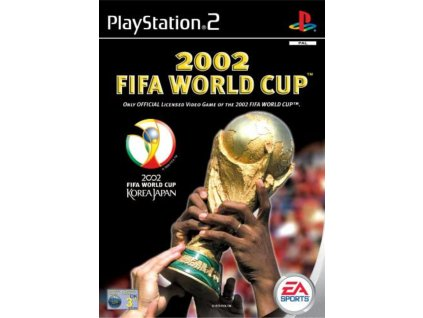 PS2 2002 FIFA World Cup