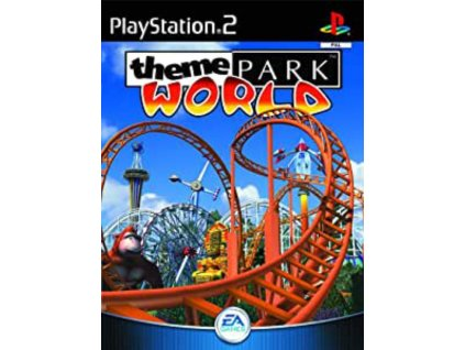 PS2 Theme Park World