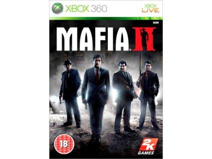 XBOX 360 Mafia II