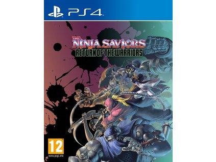 Ninja Saviors Return of Warrior PS4