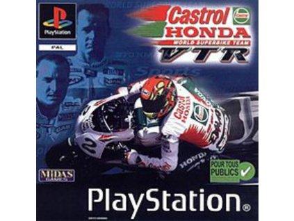 PS1 Castrol Honda VTR