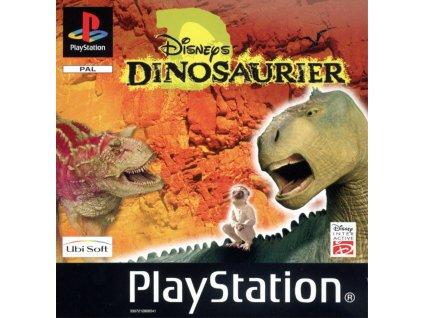 PS1 Disney's Dinosaur