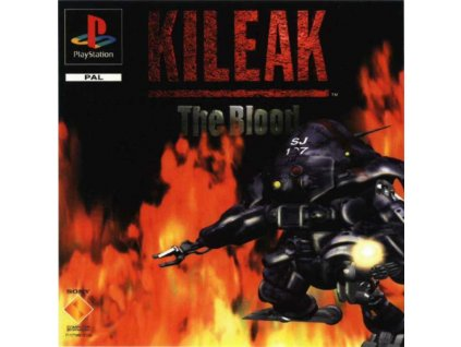 PS1 kileak the blood