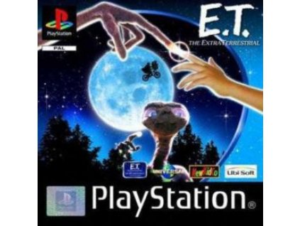 e.t. the extra terrestrial interplanetary mission ps1