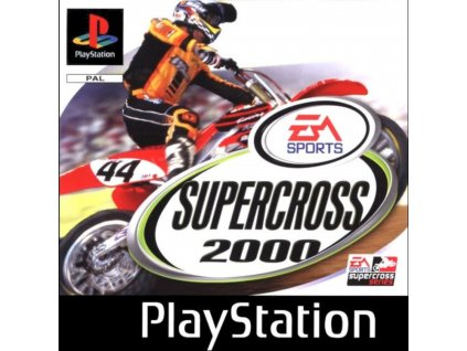 ps1 supercross 2000