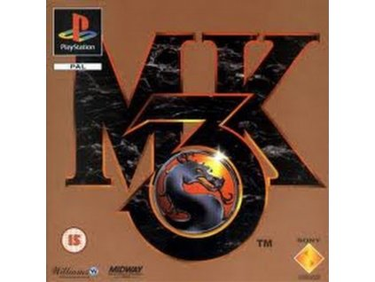 PS1 Mortal Kombat 3