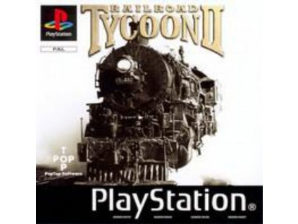 PS1 Railroad Tycoon II