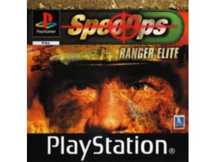 spec ops ranger elite ps1