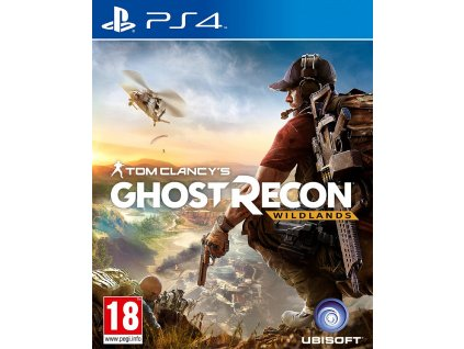 PS4 Tom Clancys Ghost Recon: Wildlands