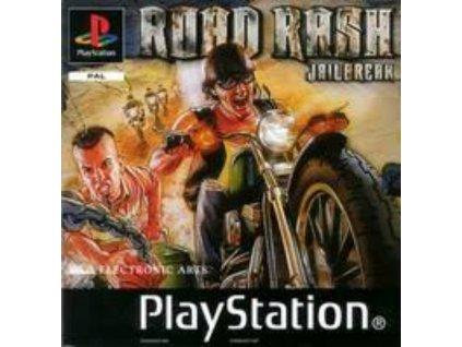 PS1 Road Rash: Jailbreak