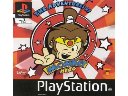 PS1 Monkey Hero