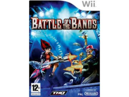 Wii battle of bands