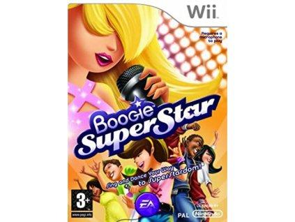 Wii Boogie Superstar