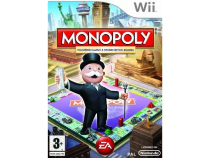 Wii Monopoly